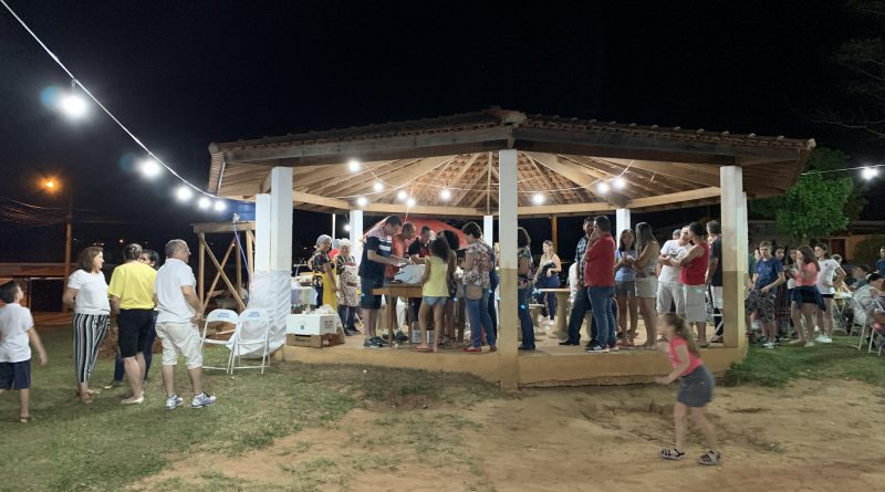 Quermesse de Santa Terezinha e Frei Galvão no Jardim Planalto