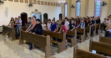 Retiro da Primeira Eucaristia 2019