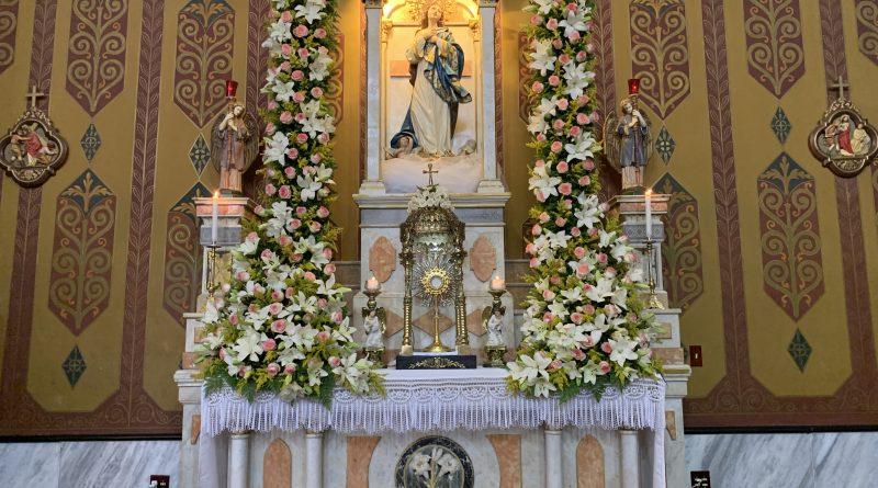 Hora Santa da Imaculada Conceição
