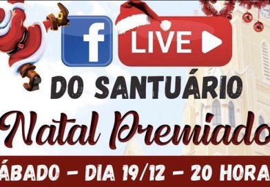 Live do Santuário – Natal Premiado